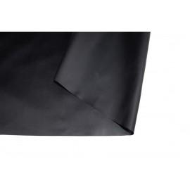Umeri dubli piele tabacita semi-vegetal, neagra 1-1.2mm grosime
