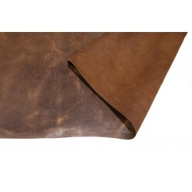 Canate piele Crazy Horse Wallnut Brown 1-1.4 mm grosime