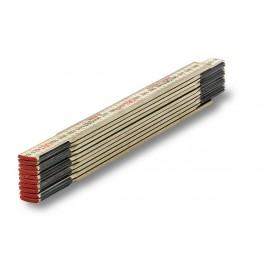 Metru pliabil lemn HC 2/10, SOLA
