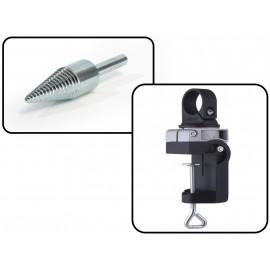 Set Adaptor conic pentru fixarea discurilor + Suport Combinat de prindere 4800