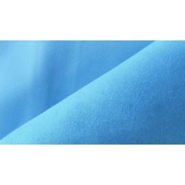 CAM 4 Piele camoscio pentru proiecte mici, albastru deschis