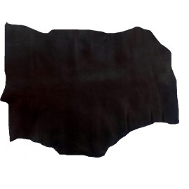 STR 3 Piele stretch pentru proiecte mici, negru