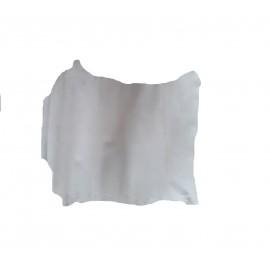NAP 03 Piele Nappa pentru proiecte mici, alb/gri