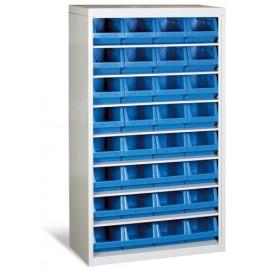 A.D. 04 Stand cutii organizare / depozitare piese