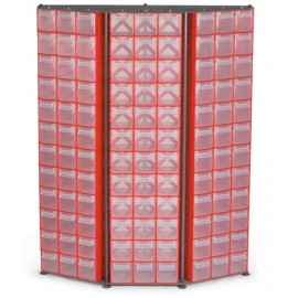 C.D. 14 Stand cutii organizare / depozitare piese
