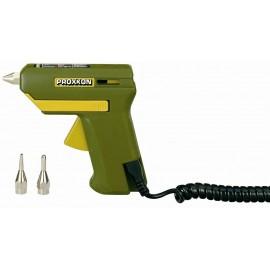 28192 Pistol de lipit cu ceara termofuzibila miniatura HKP 220, Proxxon