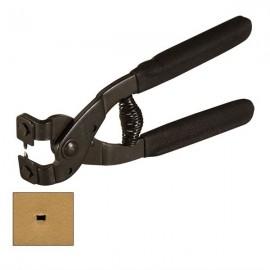 Cleste perforare piele 2 gauri de 2.4mm   88050-02   Tandy Leather SUA