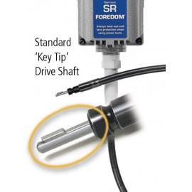 Set motor si transmisie flexibila M.SRB-FCT , 125W