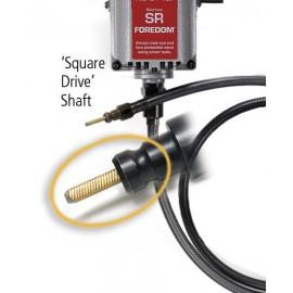 Set motor si transmisie flexibila M.SRH-FCT-CE,HEAVY DUTY