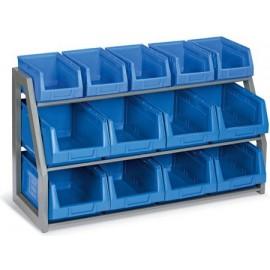 MAS 30 Stand cutii organizare / depozitare piese