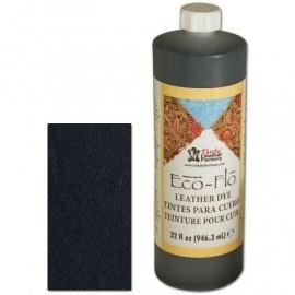 2600-16 Vopsea galbena Eco-Flo detalii pictura piele.