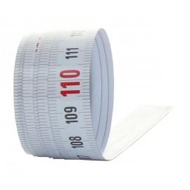 X110 Ruleta/rigla autocolanta 1 m, de la stanga la dreapta
